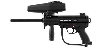 best paint ball gun tippman a5