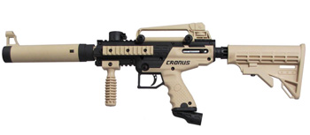 tippmann paintball guns chronus