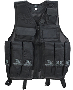 empire bt tactical vest chest rig for paintball