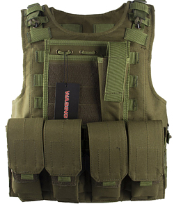 military vest for airsoft