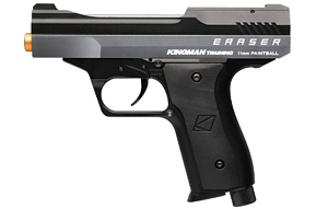 kingman eraser paintball pistol