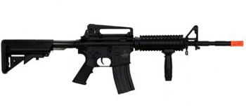 lancer m16 airsoft gun
